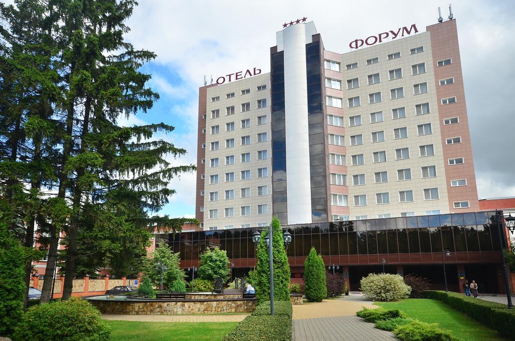 """Конгресс-отель """"Форум"""" г. Рязань"""
